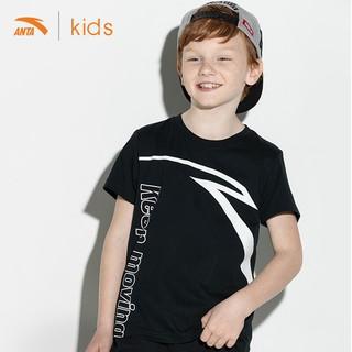 Áo phông thể thao bé trai Anta Kids 35928104-2 thumbnail