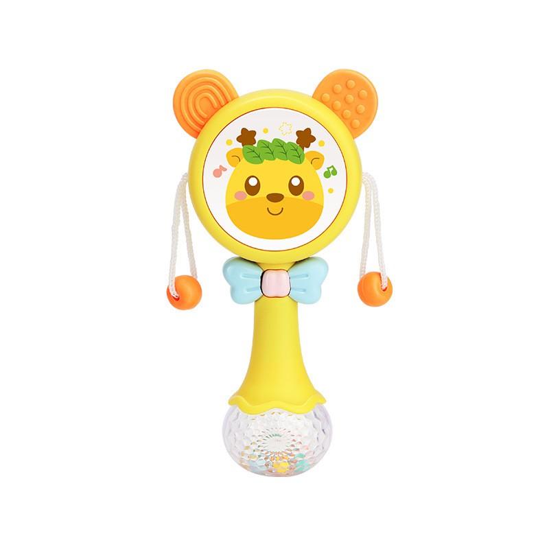 Lục Lạc cho bé có đèn, có nhạc, có thể gặm