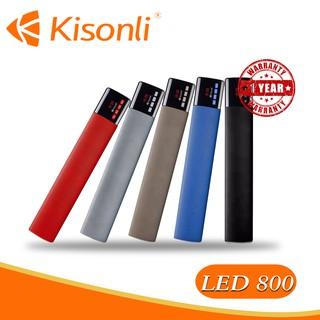 [HÀNG MỚI VỀ] Loa Kisonli Bluetooth LED-800 _ Âm thanh chuẩn best, kiểu dáng độc đáo nhiều màu sắc