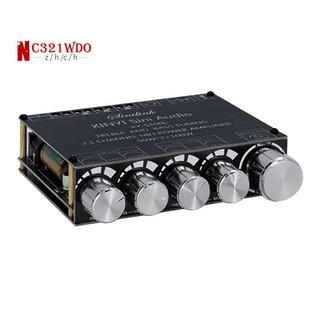 Bảng Mạch Khuếch Đại Âm Thanh Bluetooth 5.0 2.1 50wx2 + 100w Amp Xy-S100L thumbnail