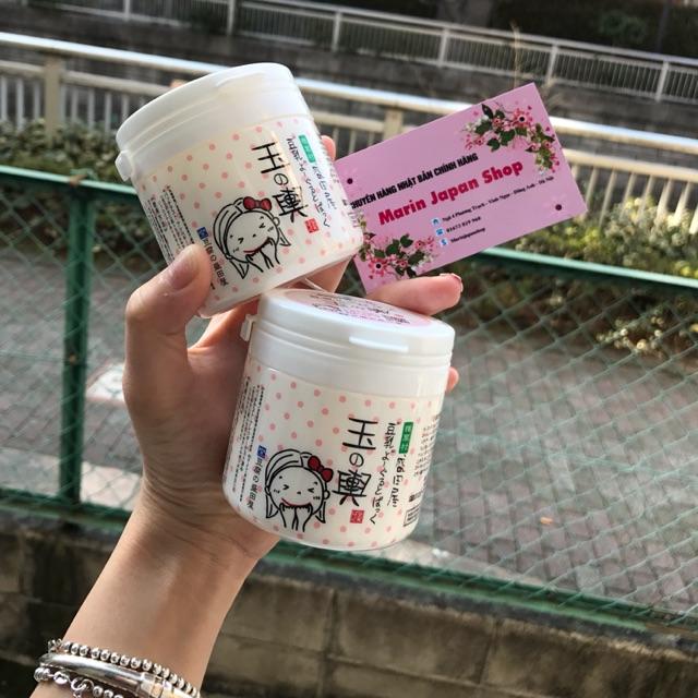 ( có bill Nhật ) Mặt nạ Tofu Nhật Bản, đậu phụ Moritaya Tofu Mask 150g Nhật Bản