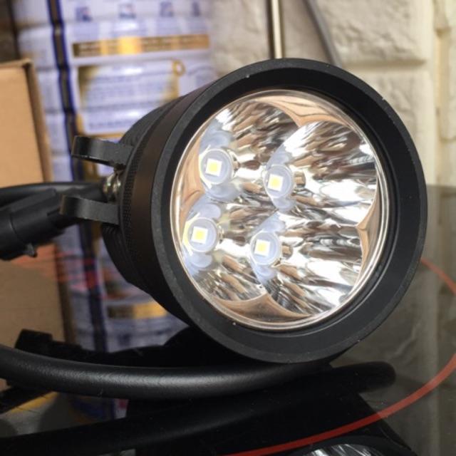 Combo 5 đèn trợ sáng L4X Cree XPL-HIV3