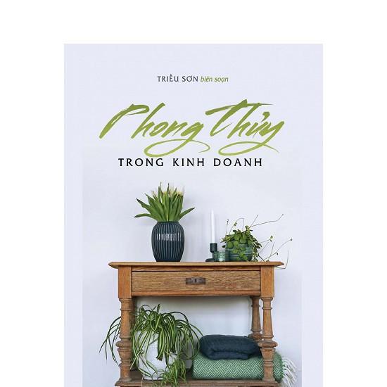 Sách Phong Thủy trong kinh doanh