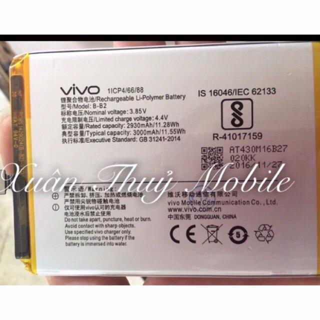Pin Vivo B-B2 1lCP46688 - 3402434 , 547547651 , 322_547547651 , 156000 , Pin-Vivo-B-B2-1lCP46688-322_547547651 , shopee.vn , Pin Vivo B-B2 1lCP46688