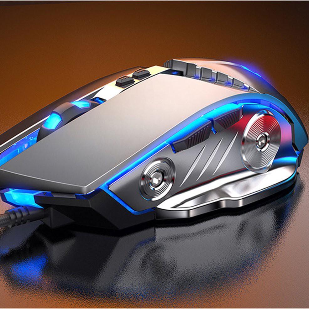 Chuột cơ gaming g3pro có dây giao diện usb 7 nút bấm có đèn nền 7 màu chất lượng cao