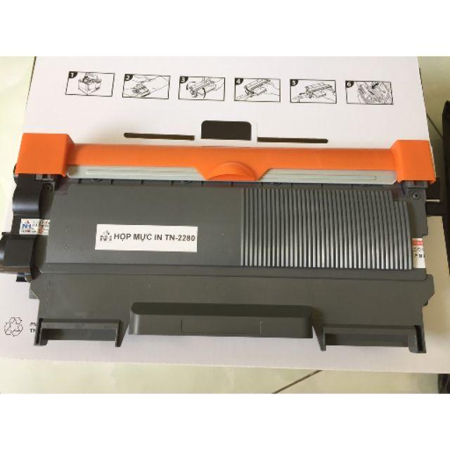 Hộp Mực Brother TN-2280 (dùng cho máy in 2130/2240/2250/7360/7470/7860)