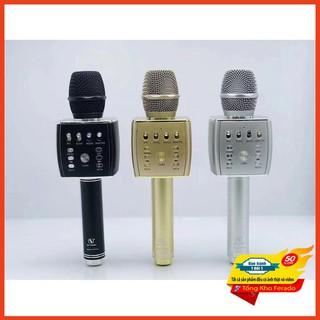 [ Siêu rẻ ] Micro Karaoke Bluetooth YS-93