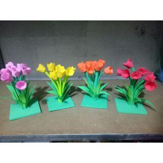Bụi hoa nhỏ