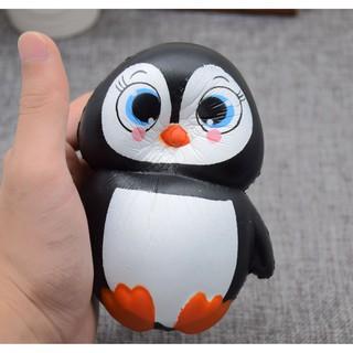SquiShy chim cánh cụt mập squishy