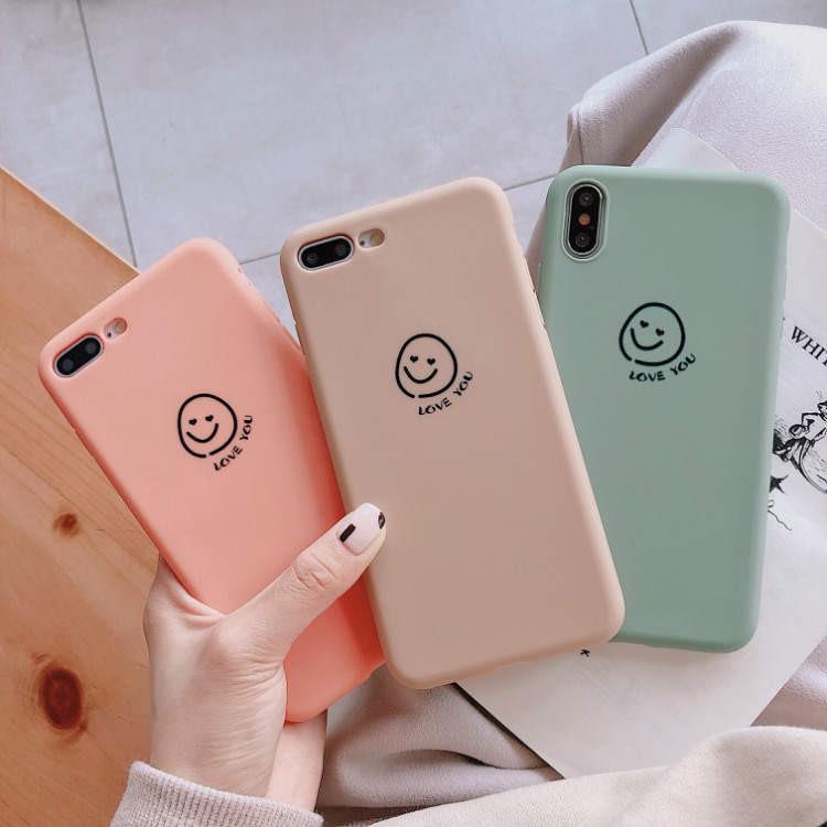 Smile Tpu Soft Case For VIVO V5/V5s V5 Lite V5 Plus V9 Y97