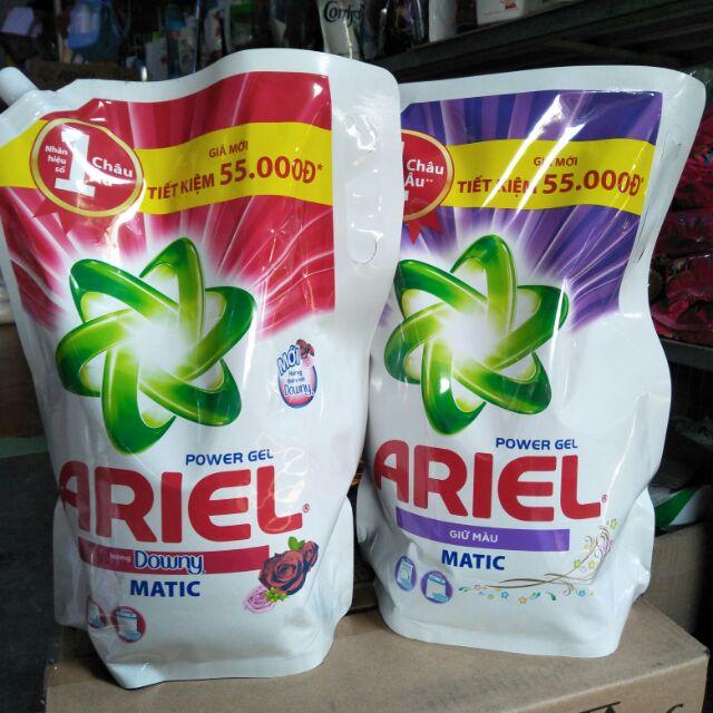 Nước giặt Ariel hương Downy hoặc Ariel giữ màu 2.4kg. Giá shop bán 120k. - 3417511 , 1024744274 , 322_1024744274 , 120000 , Nuoc-giat-Ariel-huong-Downy-hoac-Ariel-giu-mau-2.4kg.-Gia-shop-ban-120k.-322_1024744274 , shopee.vn , Nước giặt Ariel hương Downy hoặc Ariel giữ màu 2.4kg. Giá shop bán 120k.