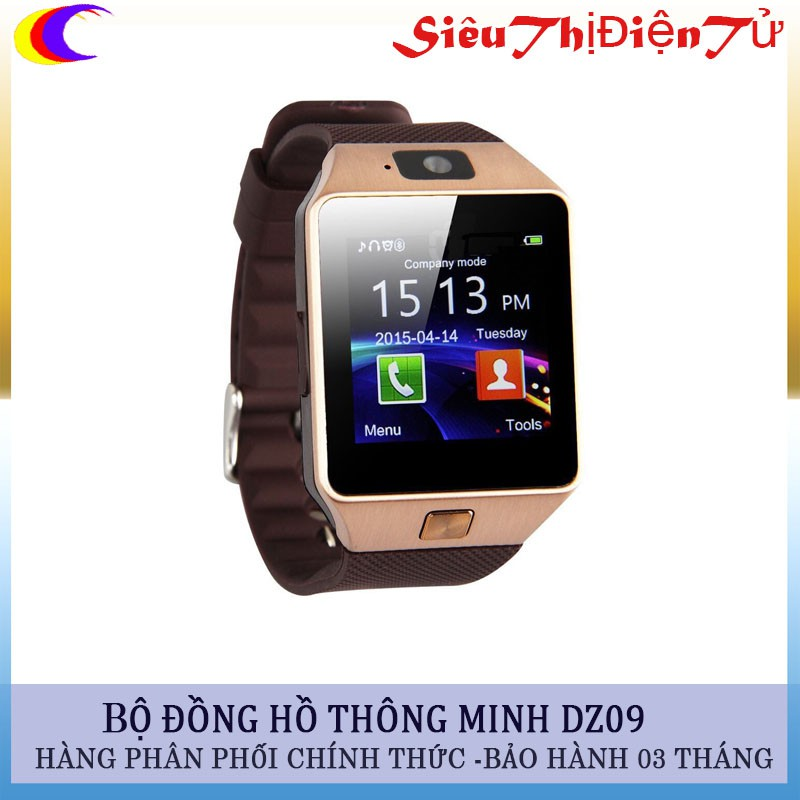 Đồng hồ smart watch thông minh DZ09