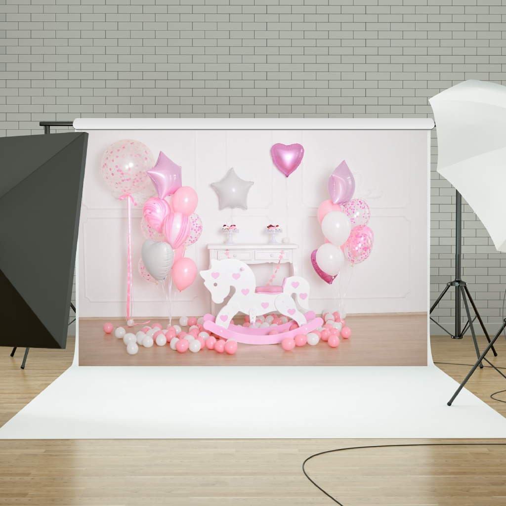 Baby Shower Birthday Party Decorations Photo Backgrounds Photography Backdrops Photobooth Photo Studio