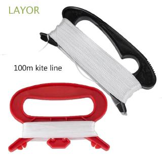 LAYOR 100m Charm High Quality Handle Christmas gift Kids Children Flying kite line