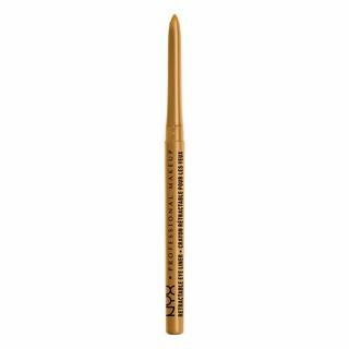 Kẻ mắt chống nước NYX chính hãng Retractable Eye Liner MPE06 Gold thumbnail