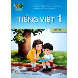Sách Giáo Khoa Tiếng Việt lớp 1 tập 2 - Kết nối Tri thức với cuộc sống (Kèm bao sách)