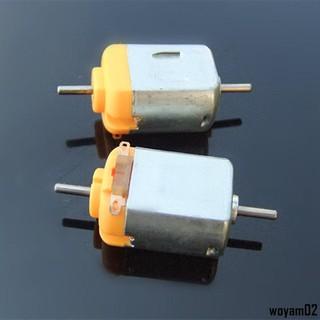 Set 2 130 cặp động cơ mô hình đồ chơi 3-6V