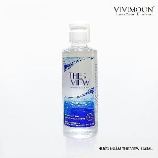 Nước ngâm lens Hàn Quốc VIVIMON THE VIEW 160ml