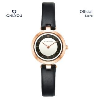 Đồng hồ Nữ Onlyou 510032LA Dây da 20.5mm thumbnail