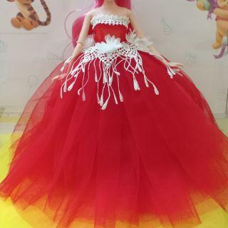 Áo cưới búp bê barbie 💗💖💓💋💋