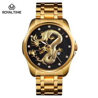 [Tặng vòng tay]Đồng hồ nam SKMEI chính hãng SK9193.03 dây thép không gỉ