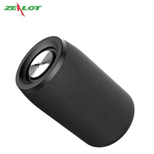 Loa bluetooth di động Zeloat ngoài trời âm thanh lớn S32 chống nước kết nối với điện thoại máy tính - hàng chính hãng