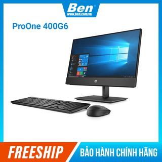 Máy tính HP ProOne 400G6 AIO i7-10700(8 2.9) 8GD4 512GSSD 23.8FHDT DVDWR Wlac BT5 KB M ĐEN W10SL 2G_R535 thumbnail
