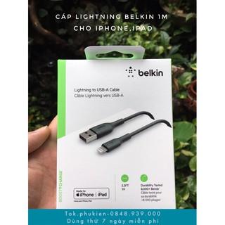 [Siêu bền][Siêu rẻ] Cáp Lightning Belkin 1m cho iPhone,iPad