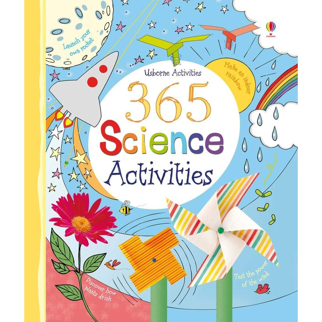 Sách - 365 Science Activities
