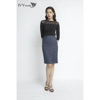 Áo len nữ IVY moda MS 58M3725 thumbnail