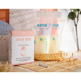 Viên uống lợi sữa cho mẹ Jessie Mum herbs to stimulate breast milk thumbnail