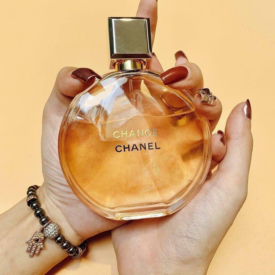 Nước hoa Chanel Chance Eau de Parfum 100ml   Shopee Việt Nam