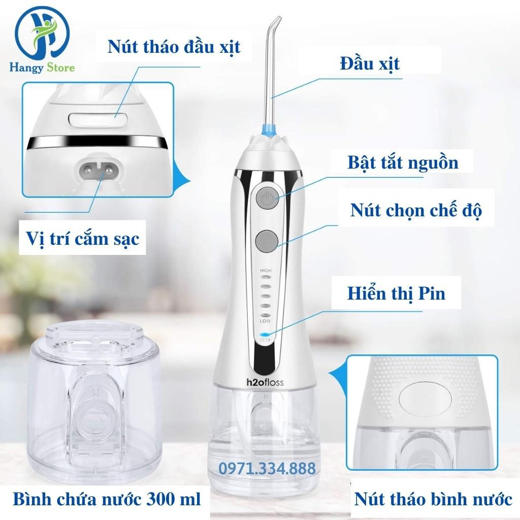 [Oral B Chính Hãng] Máy tăm nước ❤ FREESHIP ❤ Tăm nước ORAL B AQUACARE 4 – Hàng Pháp có đủ bill , oral b, máy đánh răng