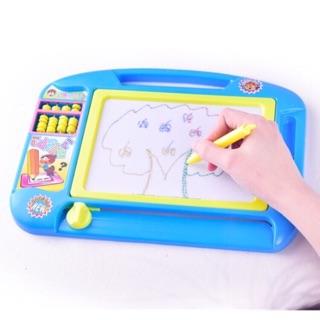 Bảng viết xoá được loại to cho bé tập viết, tập vẽ