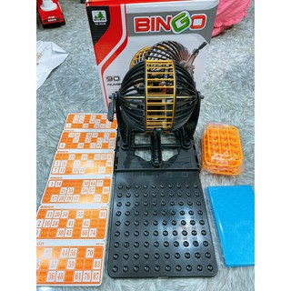 [QUÀ ĐI KÈM] Lô tô – bingo