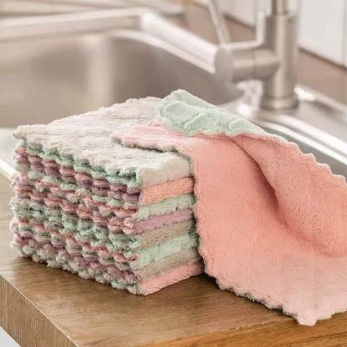 COMBO 7 khăn lau ziczac đa năng