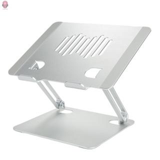 AUD Laptop Bracket Aluminium Alloy Radiator Foldable Large Bearing Capacity Portable Laptop Support Base