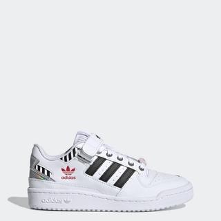 Giày adidas ORIGINALS Nữ Forum Low Màu Trắng FZ3908 thumbnail