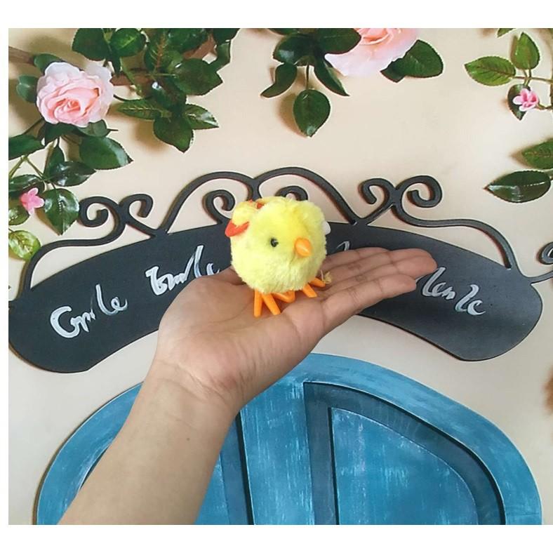 SALES SẬP SÀN_ Đồ chơi lên dây cót hình con gà đáng yêu theo phong cách hoạt hình cho trẻ nhỏ