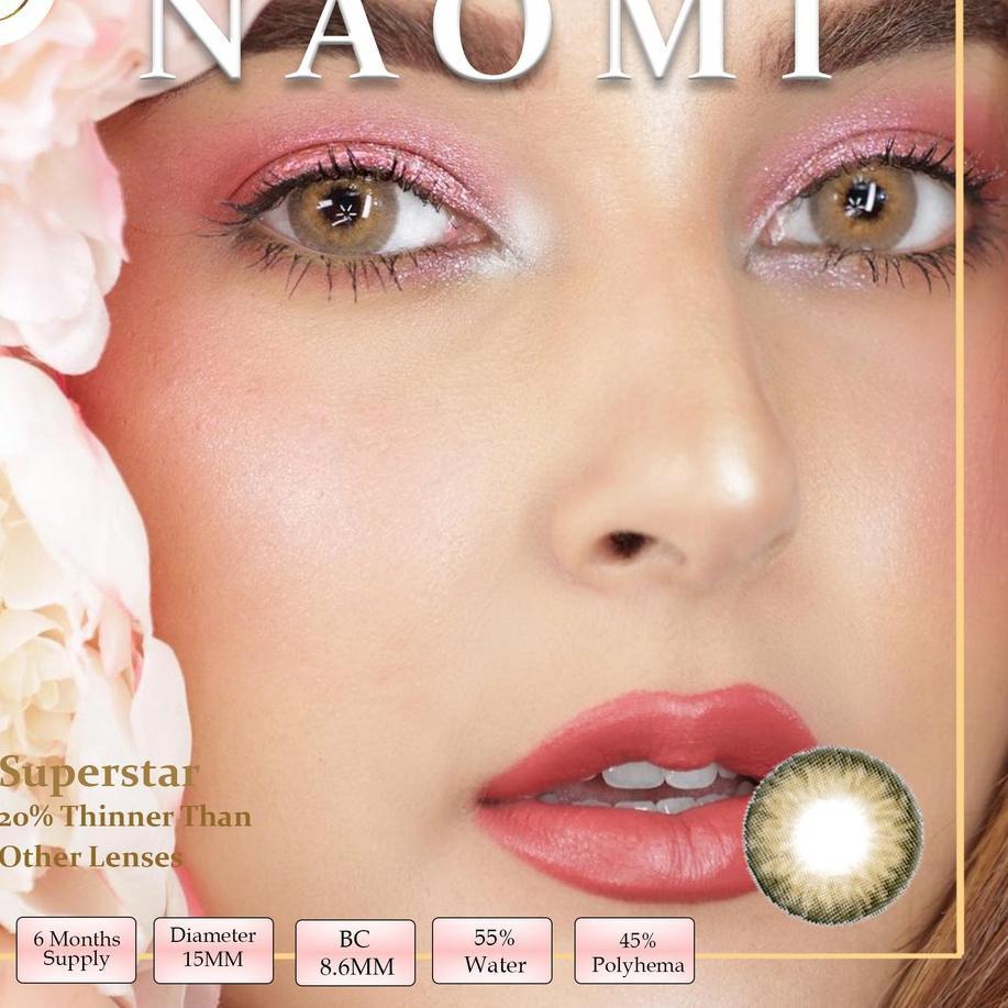 Phấn bắt sáng Naomi cao cấp mềm mại