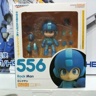 Nendoroid: Mô hình cử động lắp ráp Rockman Mega Man