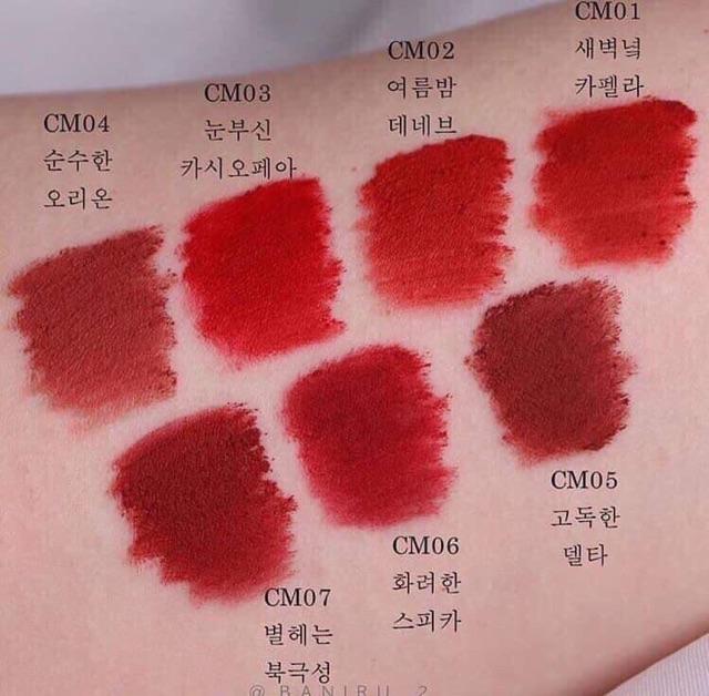Son kem Black Rouge Tarot chính hãng Hàn Quốc | Shopee Việt Nam