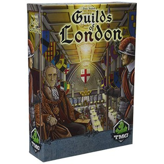 Guilds of London – Trò chơi board game