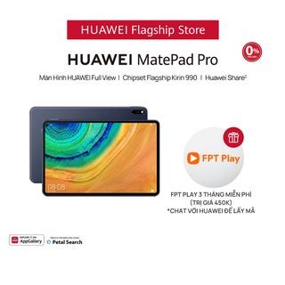 [Mã ELMALL1TR giảm 5% đơn 3TR] Máy tính bảng Huawei MatePad Pro (6GB/128GB) | Chip Kirin 990 | Hiệu ứng âm thanh