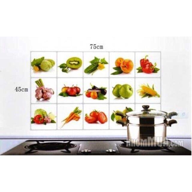 Tranh dán bếp cách nhiệt - 3185134 , 1068060034 , 322_1068060034 , 15000 , Tranh-dan-bep-cach-nhiet-322_1068060034 , shopee.vn , Tranh dán bếp cách nhiệt