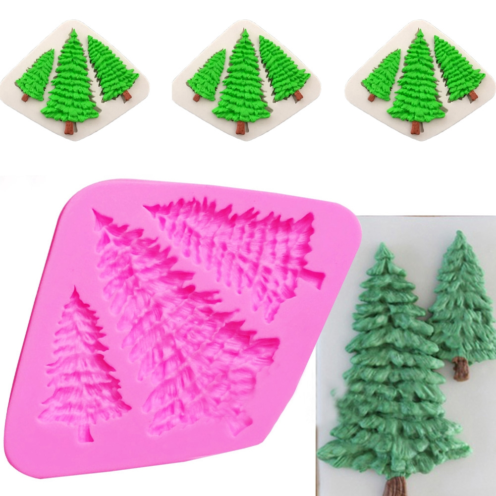 Khuôn silicon làm bánh cookie hình cây thông Giáng Sinh - 21920919 , 5405802689 , 322_5405802689 , 32300 , Khuon-silicon-lam-banh-cookie-hinh-cay-thong-Giang-Sinh-322_5405802689 , shopee.vn , Khuôn silicon làm bánh cookie hình cây thông Giáng Sinh