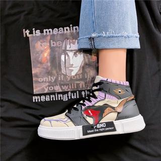 Size35-44#naruto#AJ#Air Force 1#jordan#Basketball shoes #Sports Shoes#Running shoes#jogging shoes#men shoes#Không lực một bóng rổ ninja lửa giày thể thao