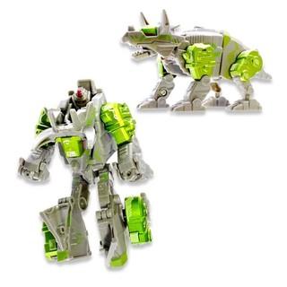 [Mã TOYJAN hoàn 20K xu đơn 50K] Robot Chiến Binh Quái Thú Khủng Long Ba Sừng BTI E2006-01 thumbnail