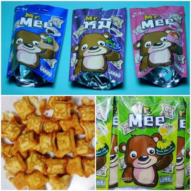 Bánh Gấu Thái Lan Mr. Mee 25g - 9990414 , 446609678 , 322_446609678 , 5000 , Banh-Gau-Thai-Lan-Mr.-Mee-25g-322_446609678 , shopee.vn , Bánh Gấu Thái Lan Mr. Mee 25g
