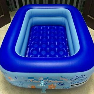 Bể phao bơi 2 tầng Ice Cream